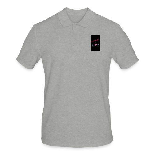 goodnight Angel Snapchat - Men's Polo Shirt