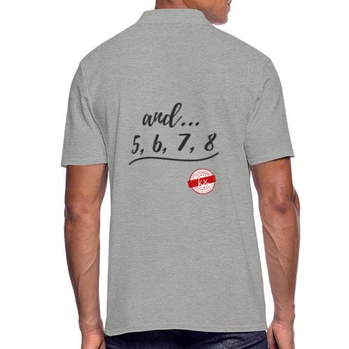 and 5678 s - Männer Poloshirt
