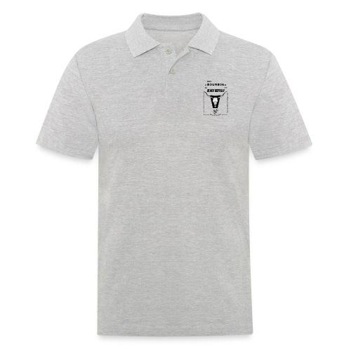 Bourbon - Poloskjorte for menn