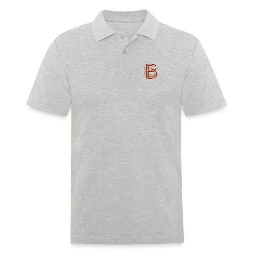 Tshirt2 png - Männer Poloshirt