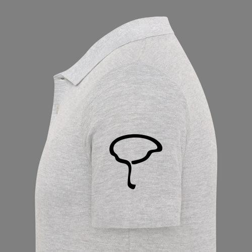 MBS_Logo_Version_1 - Männer Poloshirt