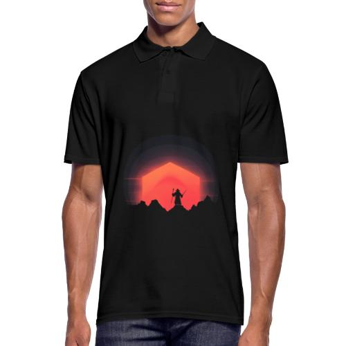 The Nightly Adventure D20 - DnD Dungeons Dragons - Polo Homme