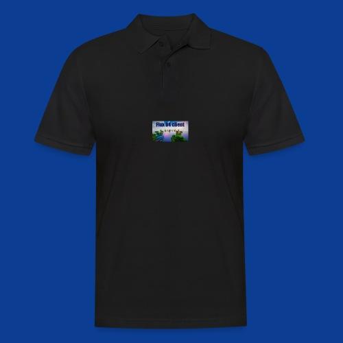 Flux b4 client Shirt - Men's Polo Shirt