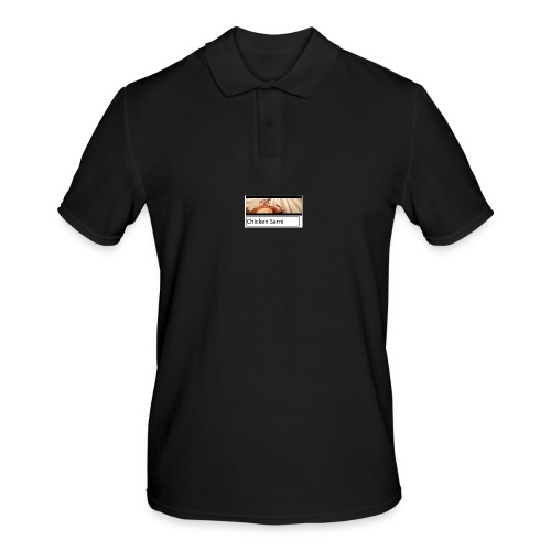 chicken sarni - Men's Polo Shirt