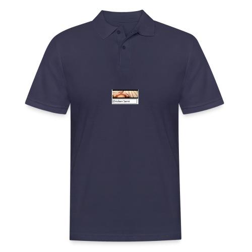 chicken sarni - Men's Polo Shirt