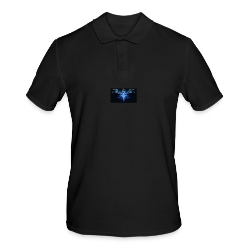 Hoody - Männer Poloshirt