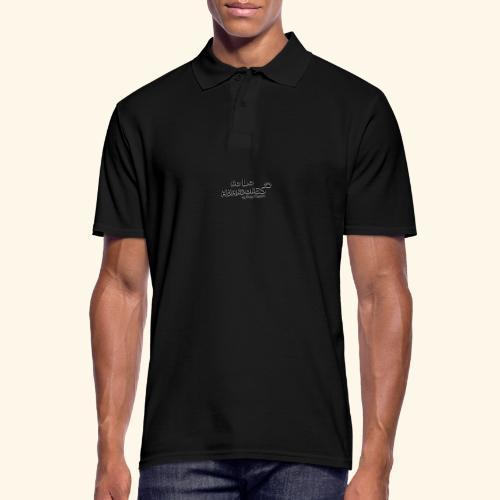 noloabandones negro - Polo hombre