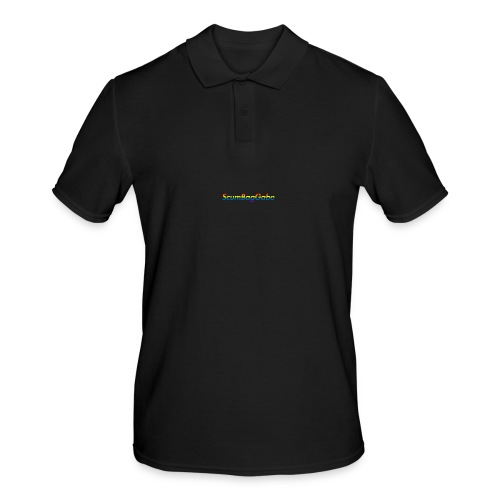 ScumBagGabe Multi Logo XL - Men's Polo Shirt