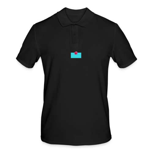 flower - Poloskjorte for menn