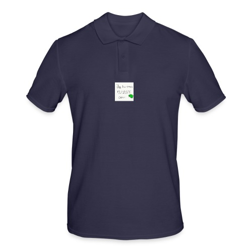 Kul sønn - Poloskjorte for menn
