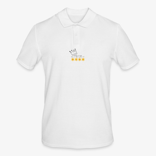 The Kings of Rugby (Kids) - Men's Polo Shirt