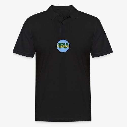 Pudding-TV Logo - Poloskjorte for menn