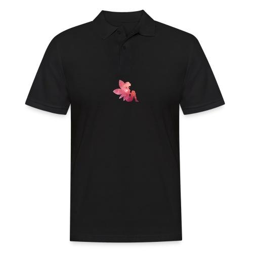 Pink fairy - Poloskjorte for menn