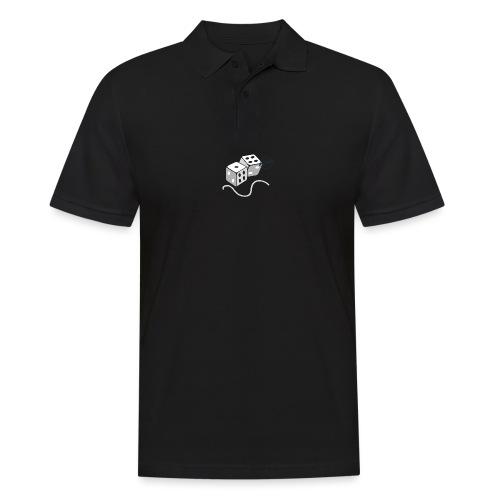 Dice - Symbols of Happiness - Men's Polo Shirt