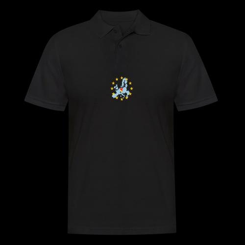 EU Germany (Deutschland Europa) - Männer Poloshirt