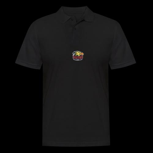Sektion9 Logo GELB - Männer Poloshirt