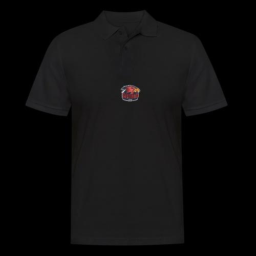 Sektion9 logo Rot - Männer Poloshirt