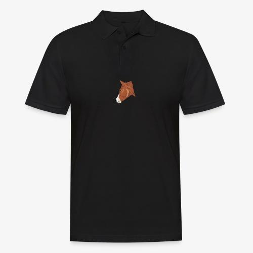 Quarter Horse - Männer Poloshirt