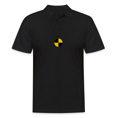 crash test - Men's Polo Shirt