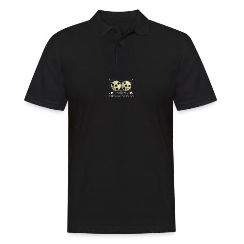 Reel golden cassette - Men's Polo Shirt