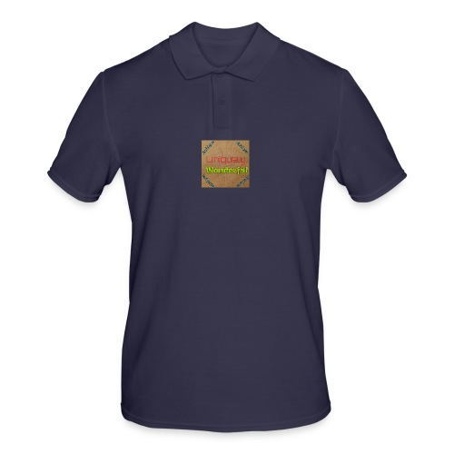 Autism statement - Men's Polo Shirt