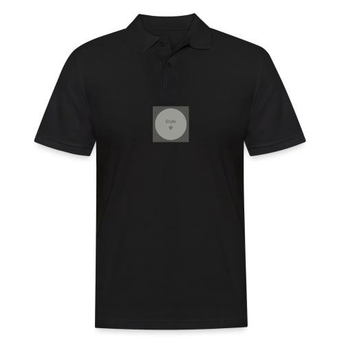 Style - Männer Poloshirt