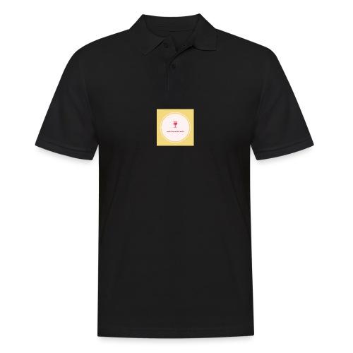 mehr brauch ich nicht - Männer Poloshirt