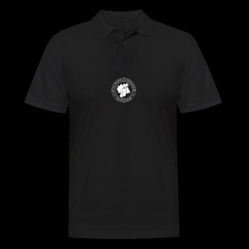 CIRCLE DESIGN - Männer Poloshirt