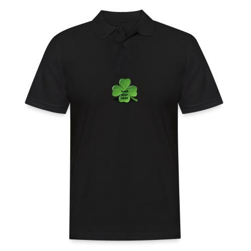 Luck over skill - Poloskjorte for menn