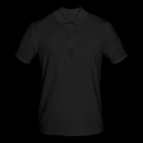Schober Patrick Holzmasken - Männer Poloshirt