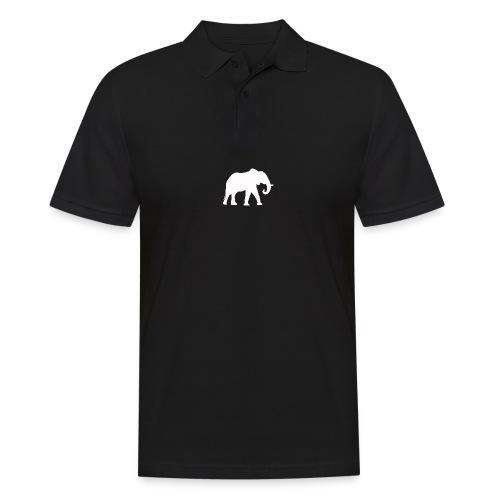 Larry Fitzpatrick X Proboscidea - Männer Poloshirt