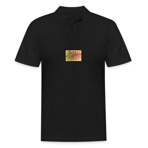 Scan 20 03 2018 Blüte - Männer Poloshirt