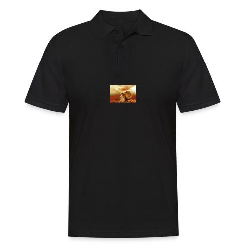 Löwen Lions - Männer Poloshirt