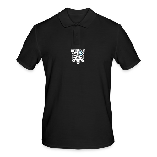 JR Heart - Men's Polo Shirt
