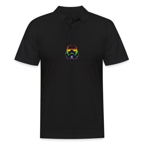 Pride Trooper - simple - Miesten pikeepaita