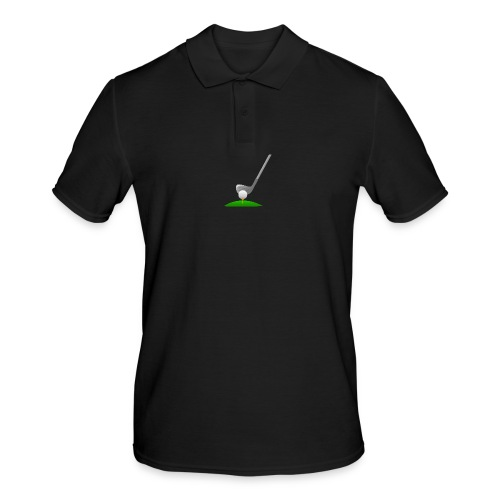 Golf Ball PNG - Polo hombre