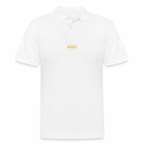 Train, Eat, Rest, Repeat - Training T-Shirt - Männer Poloshirt
