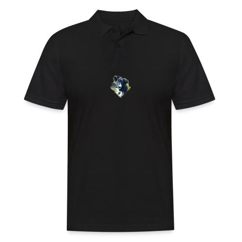 colliegermanshepherdpup - Men's Polo Shirt