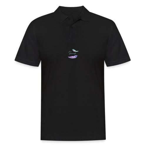 free yourself - Männer Poloshirt