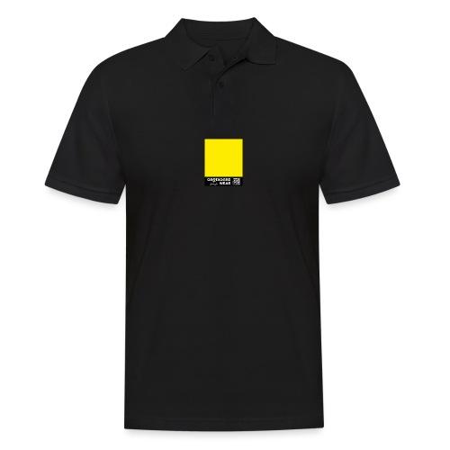 Square Yellow - CMYK Collection - Männer Poloshirt