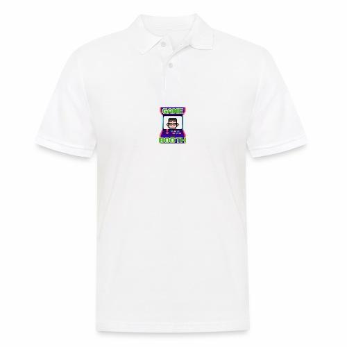 GameBooth Icon Logo - Men's Polo Shirt