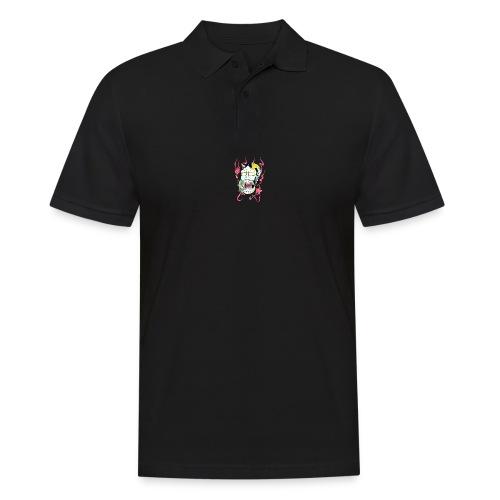 hannya mask - Men's Polo Shirt