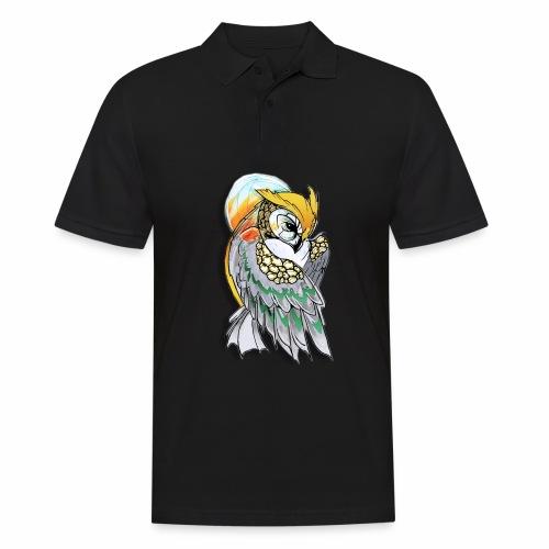 Cosmic owl - Polo hombre