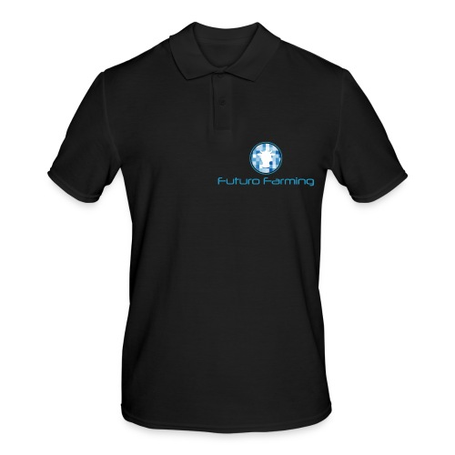 Futuro Farming - Männer Poloshirt