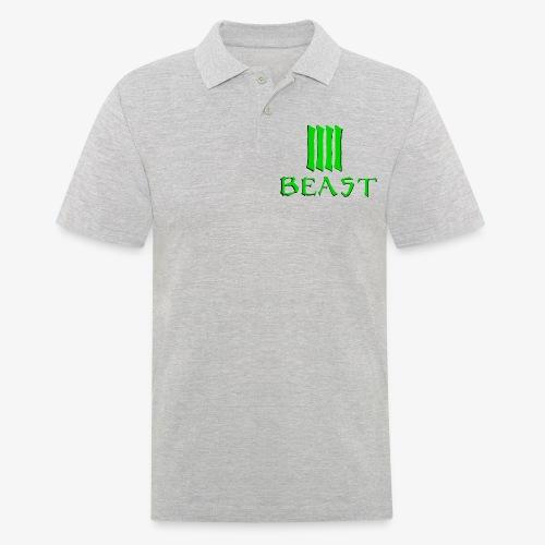 Beast Green - Men's Polo Shirt