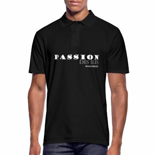PASSION DES ILES - Polo Homme