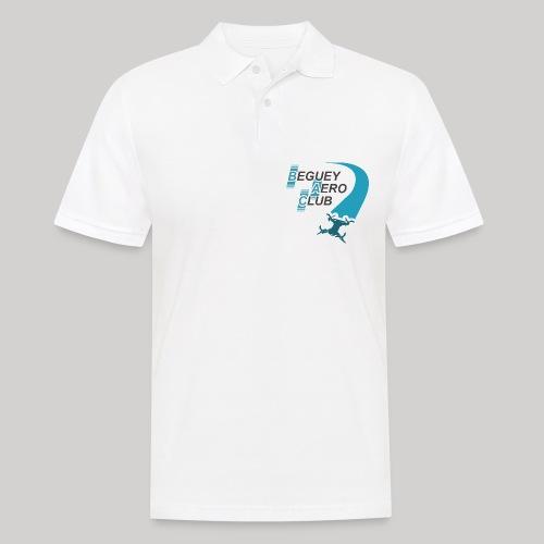 logo Le B.A.C. 2018 Racer bordure blanche - Polo Homme