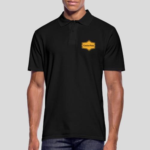logo transparent copies - Men's Polo Shirt