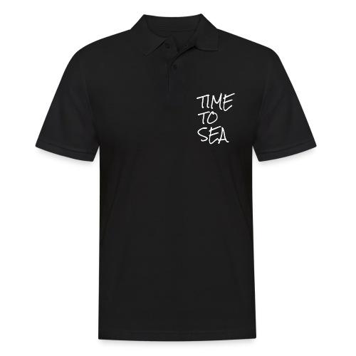Meer Urlaub Nordsee Wasser Strand Geschenk 15 - Männer Poloshirt