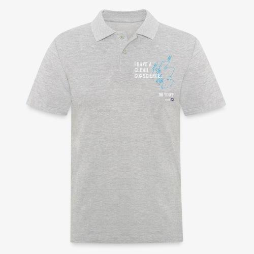 Clear Conscience - Men's Polo Shirt